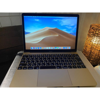 Mac (Apple) - macbook retina 12インチ 2015
