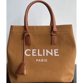 celine - 最終値下げ!しいショッピングバッグ CELINEトートバッグceline