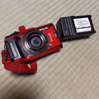OLYMPUS - オリンパス デジタルカメラ Tough  TG-5 赤 レッド