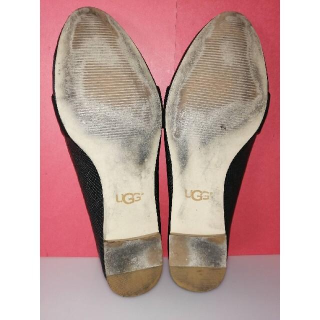 UGG(アグ)の美品❗UGG アグ フラットシューズ 13201125 レディースの靴/シューズ(バレエシューズ)の商品写真