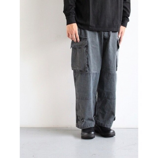 1LDK SELECT - OUTIL PANTALON BLESLE M47 サイズ23 希少 新品