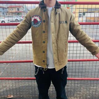 THE REAL McCOY'S - リアルマッコイズ N-1 デッキジャケット