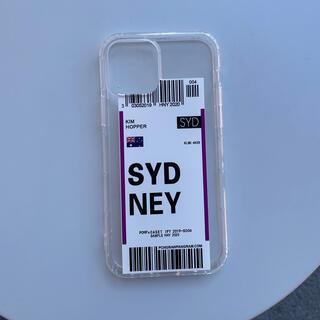 ユナイテッドアローズ(UNITED ARROWS)のiPhone12/iPhone12pro ケース スマホカバー クリア 透明(iPhoneケース)