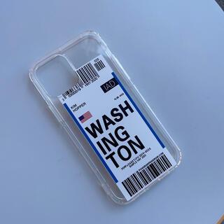 アーバンリサーチ(URBAN RESEARCH)のiPhone12/iPhone12pro ケース スマホカバー クリア 透明(iPhoneケース)