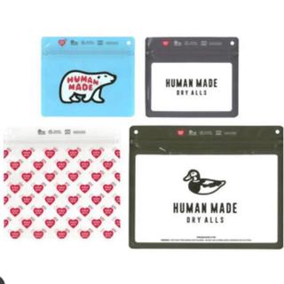 A BATHING APE - HUMAN MADE pake 2つセット パケ ヒューマンメイド bape