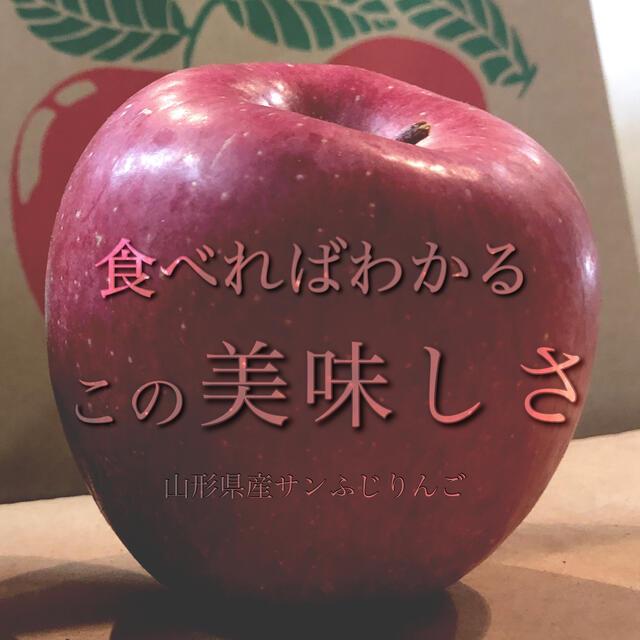 お得!!『送料無料』訳ありサンふじりんご10㌔  食品/飲料/酒の食品(フルーツ)の商品写真