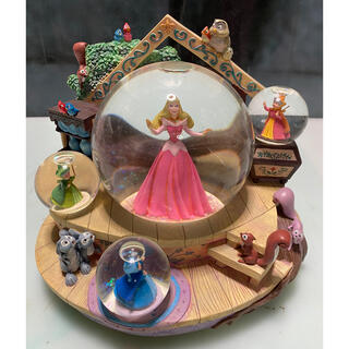 Disney - Disney 眠れる森の美女 オルゴール