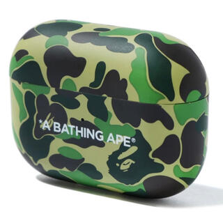 A BATHING APE - BAPE ABC CAMO AIRPODS PRO CASE