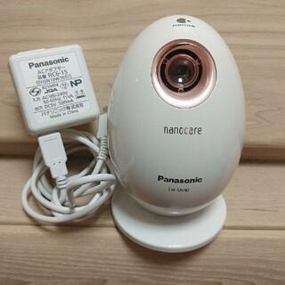 Panasonic - パナソニックnanocare美顔スチーマー