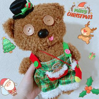 ミニオン - USJ★ユニバ☆ミニオン★テイム☆クリスマス★Sサイズ ぬいぐるみ コスチューム