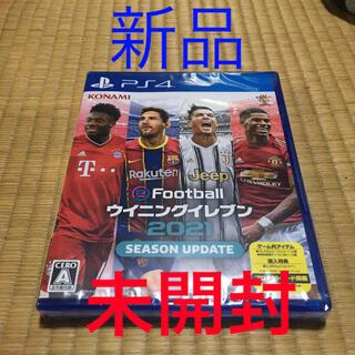 PlayStation4 - eFootball ウイニングイレブン 2021 SEASON UPDATE P