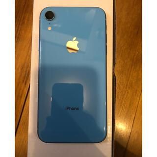 Apple - iPhone XR Blue 128 GB SIMフリー