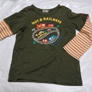 ホットビスケッツ(HOT BISCUITS)のホットビスケッツTシャツ120センチ(Tシャツ/カットソー)