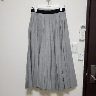 MARGARET HOWELL - マーガレットハウエル プリーツスカート