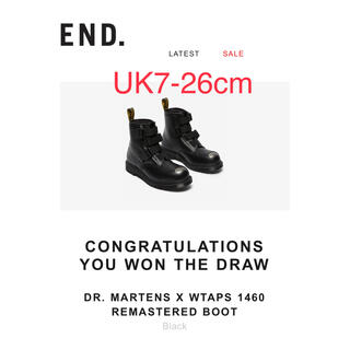 Dr.Martens - DR. MARTENS X WTAPS 1460 REMASTERED BOOT