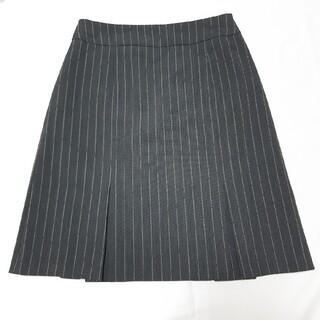 レディススカート 事務服 Sサイズ グレー