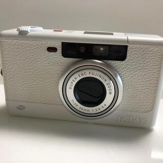 富士フィルム ナチュラクラシカ ホワイト フィルムカメラ