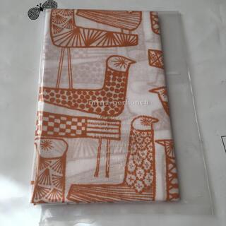 mina perhonen - 新品 ミナペルホネン 手ぬぐい mingling  orange