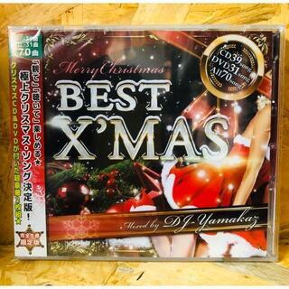 洋楽CD+DVDクリスマス★BEST X'MAS 2枚組 N054(R&B/ソウル)