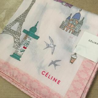 celine - セリーヌ ハンカチ 新品