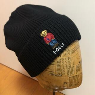 POLO RALPH LAUREN - POLORALPHLAUREN POLO BEAR ニット帽