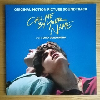 CALL ME BY YOUR NAME (2LP/180G)(映画音楽)