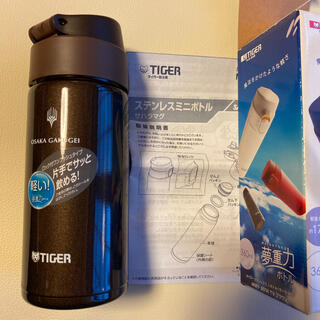 タイガー(TIGER)のTIGER 夢重力ボトル(タンブラー)