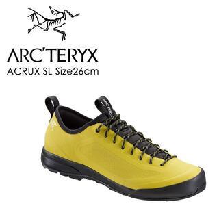 アークテリクス(ARC'TERYX)のアークテリクス アプローチシューズ ACRUX SL 26cm(スニーカー)