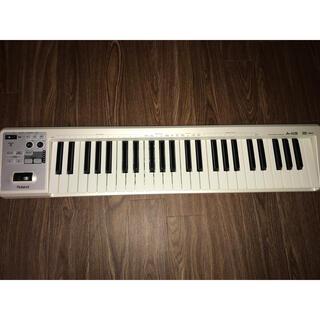 ローランド(Roland)の【本日限り値引き】【MIDIキーボード】Roland A-49(MIDIコントローラー)