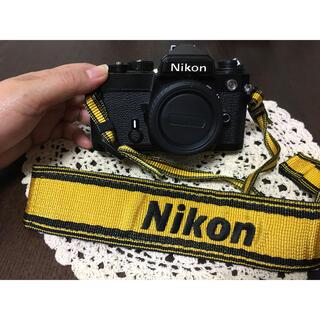 Nikon FE ニコン📷フィルム一眼レフ フィルムカメラ