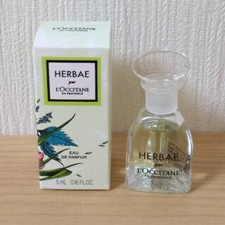 L'OCCITANE - ロクシタン エルバヴェール オードトワレ 香水 L'OCCITANE 未使用品