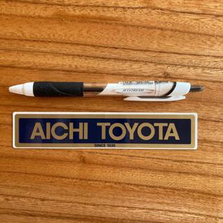 愛知トヨタ ステッカー AICHI TOYOTA