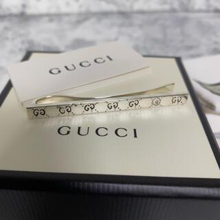 Gucci - 未使用 GUCCI ゴースト ネクタイピン  スターリングシルバー  人気