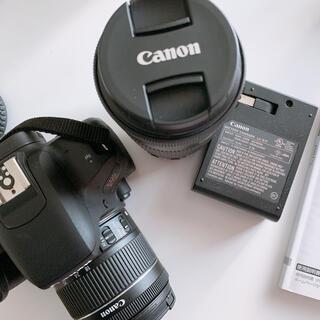Canon - Canon EOS KISS X9i EOS KISS X9I Wズームキット