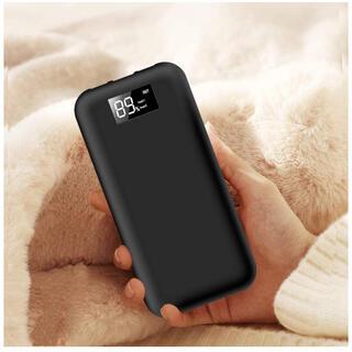 充電式カイロ/モバイルバッテリー 20000mAh 【激安価格】(バッテリー/充電器)