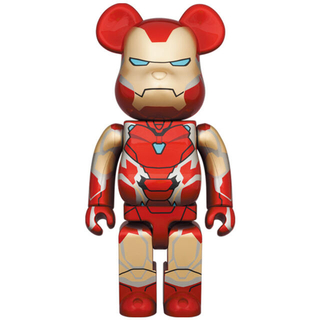 MEDICOM TOY - BE@RBRICK IRON MAN MARK 85 1000% レア 希少