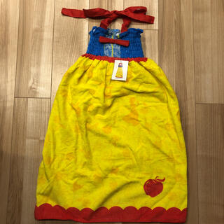 Disney - ディズニープリンセス ドレスタオル 白雪姫