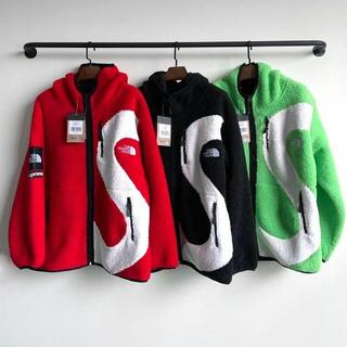 THE NORTH FACE - supreme連名でnorth face S Logo Fleece