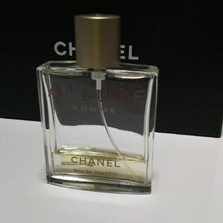 CHANEL - CHANEL  ALLURE(香水)