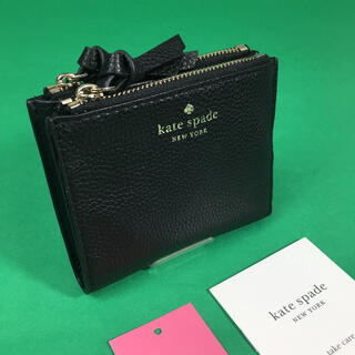 kate spade new york - ケイトスペード マルベリー ストリート 二つ折り財布  WLRU5502 新品
