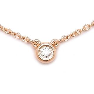 Tiffany & Co. - ティファニー  ネックレス  エルサ・ペレッティ バイザヤード ペンダン