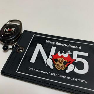 AAA - Nissy N5 パスケース