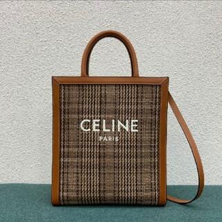 celine - ミニ バーティカル カバ CELINE