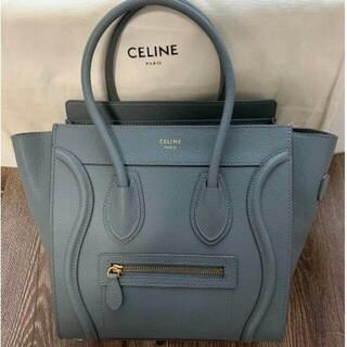 celine - CELINE ラゲージ マイクロ