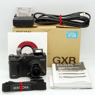 RICOH - ★美品★リコー GXR S10 セット Ricoh 元箱付