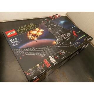レゴ(Lego)のレゴ(LEGO) スター・ウォーズ カイロ・レンのパーソナルシャトル 75256(その他)