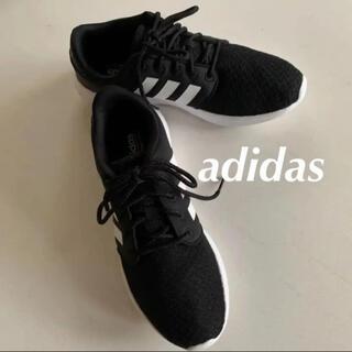 adidas - adidas アディダス スニーカー 黒 24cm