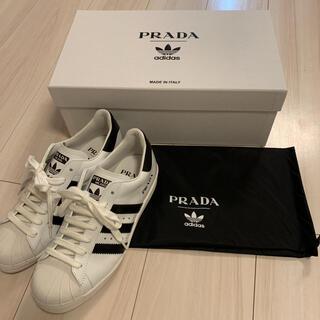 PRADA - PRADA×adidas スーパースター レア