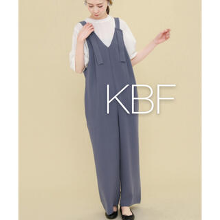 KBF - ✱美品✱ KBF オーバーオール 早い者勝ち