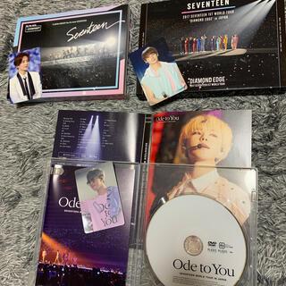 SEVENTEEN - SEVENTEEN DVD